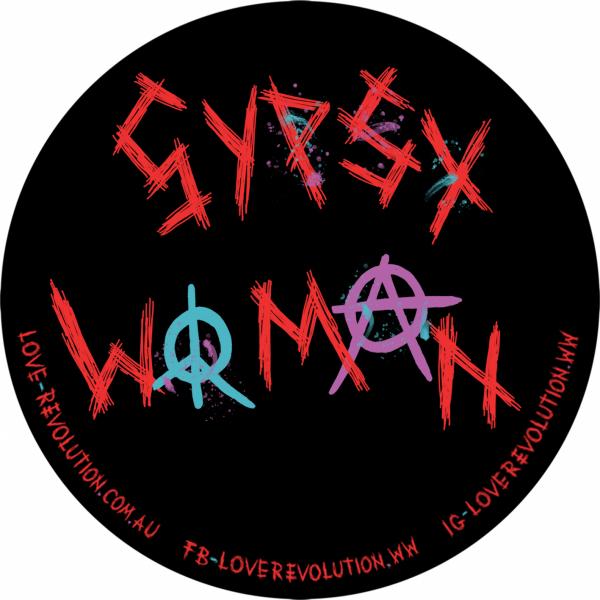 4-Gypsy-woman-Sticker