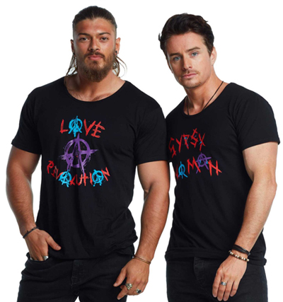 Love Revolution Mens Collection